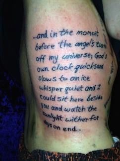 Tattoo by Kyle, Doc Dog's Las Vegas Tattoo, Ybor City