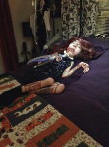 Zombie Club Girl…